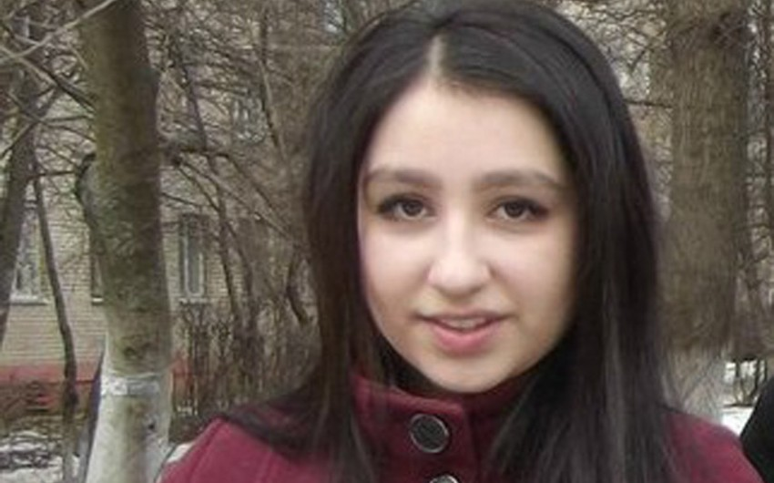 Rusiyada 17 yaşlı azərbaycanlı qız itkin düşüb