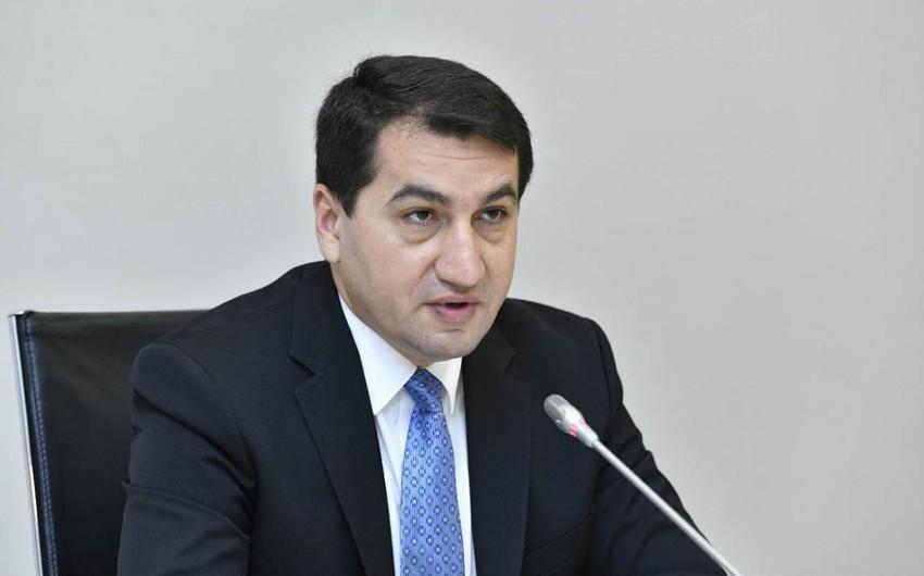 Prezidentin köməkçisi: Paşinyan, böyük səhvə yol verdin