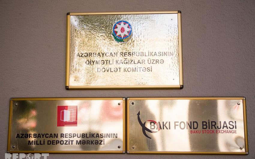 Azərbaycan qiymətli kağızlar bazarı I yarımillikdə 86% artıb