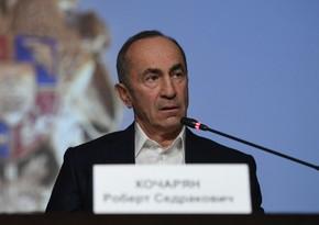 Кочарян намерен начать уличные акции протеста в Армении