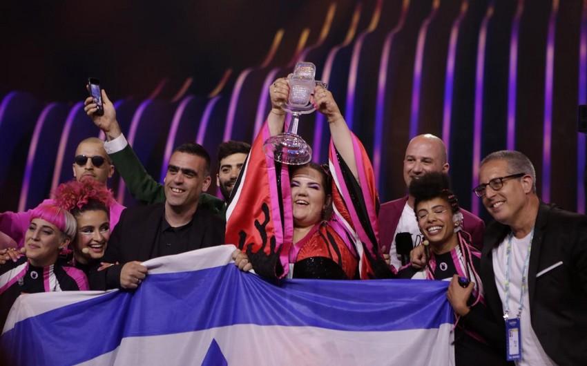 İsrail Eurovision-2019un keçiriləcəyi şəhəri müəyyənləşdirib