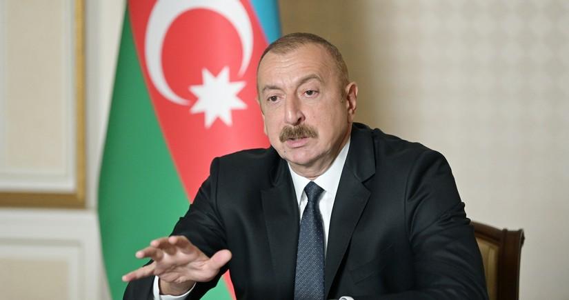 Prezident: Ermənistan Zəngəzur dəhlizinin icrasına əngəl törətmək istəyir