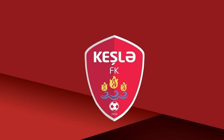 Keşlə iştirak ərizəsini UEFA-ya təqdim etdi