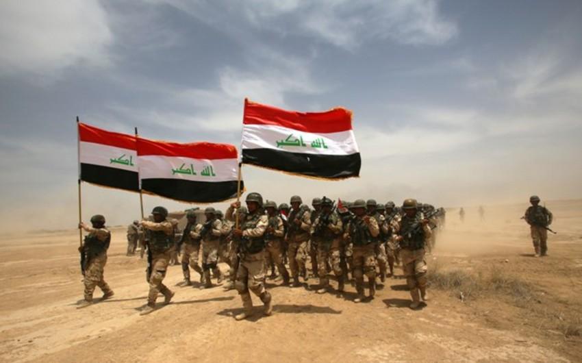İraq ordusu iki yaşayış məntəqəsini İŞİD-dən azad edib