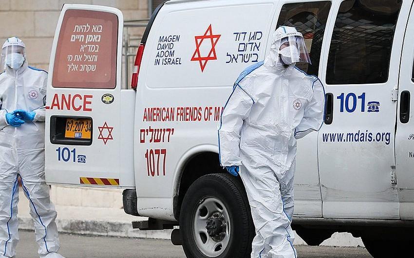 İsraildə koronavirusdan ölənlərin sayı 234 nəfərə çatdı