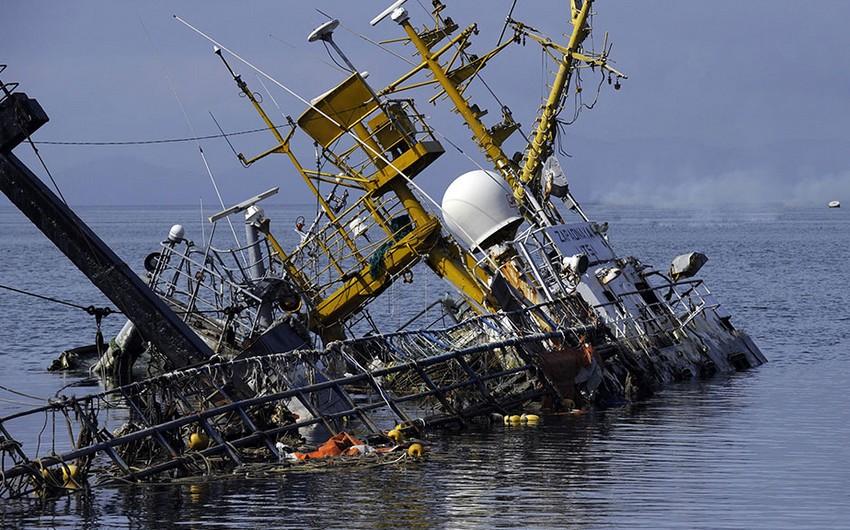 Yaponiyada gəmi qəzası nəticəsində 13 Çin dənizçisi həlak olub