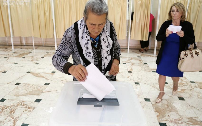Обнародованы данные об активности избирателей к 12:00 на всенародном голосовании