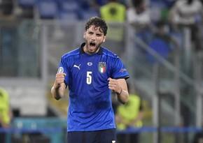 Yuventus İtaliya millisinin futbolçusunu transfer edir