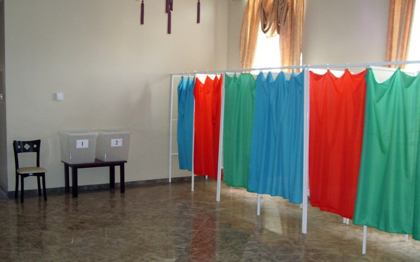 Sabahdan 90 saylı Ağdaş seçki dairəsi üzrə təkrar seçkilərdə qeydə alınan namizədlərin təşviqat kampaniyası başlanır