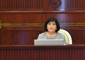 Milli Majlis Speaker makes statement on Lachin