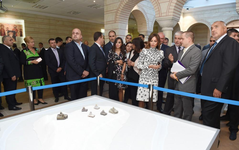 Trapezitsa Architectural Museum restored by Heydar Aliyev Foundation, opens in Bulgaria