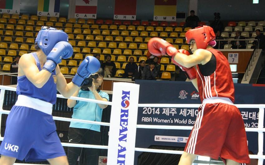 Azərbaycanın qadın boksçuları dünya çempionatında 1 gümüş, 1 bürünc medal qazanıblar