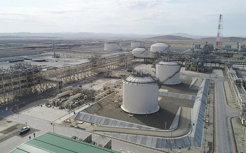 Səngəçal terminalından 69 mln. bareldən çox neft və kondensat ixrac edilib