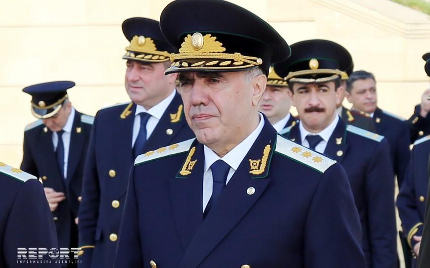 """Baş prokuror Zakir Qaralov """"Şöhrət"""" ordeni ilə təltif edilib"""