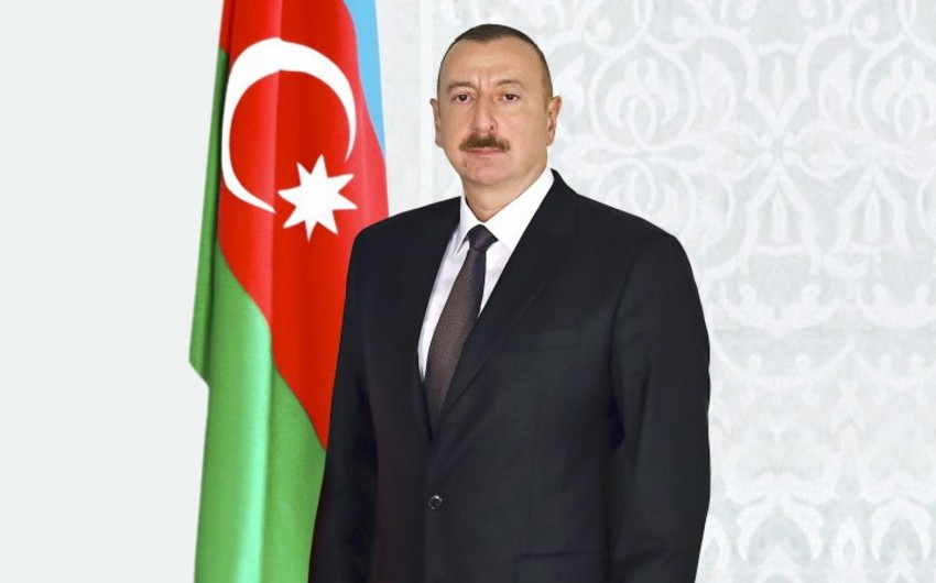 Prezident İlham ƏliyevMərakeş kralına məktub göndərib