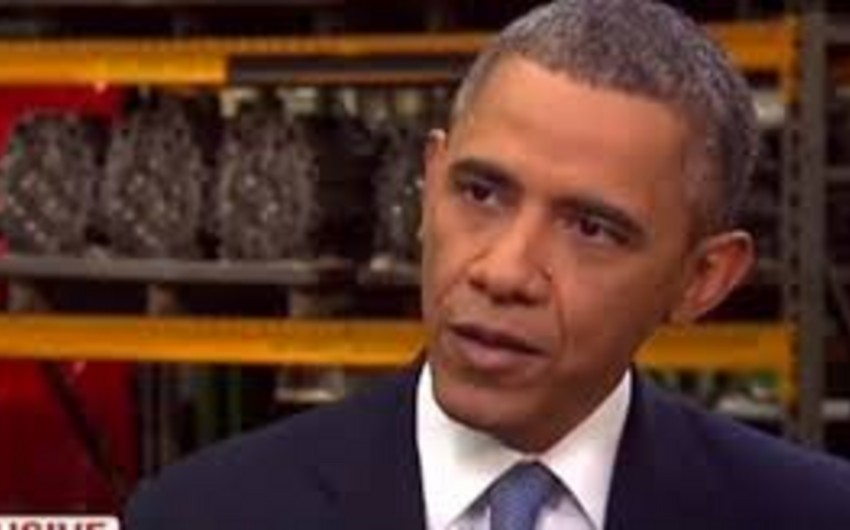 """Obama: """"Krımın anneksiyası ilə Rusiya qazanmayıb, itirib"""