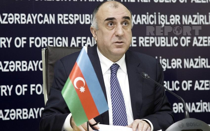 Elmar Məmmədyarov: Ermənistan silahlı qüvvələri onlara məxsus olmayan ərazilərdən çıxmalıdır