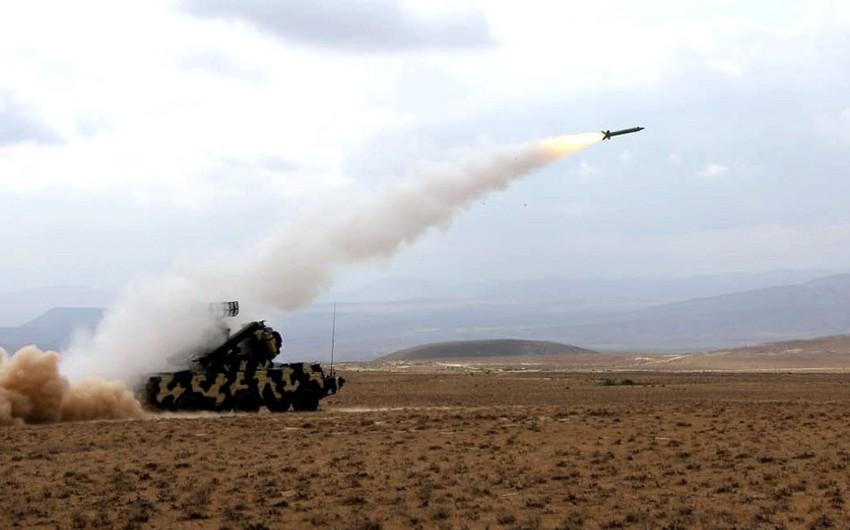 "Air Defense Units conduct combat firing using ""OSA"" Anti-Aircraft Missile System  VIDEO"