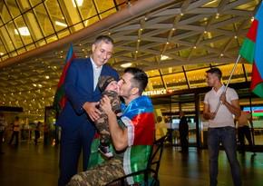Eleven more Patriotic War veterans return from Turkey