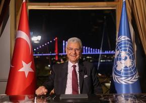 Обнародована программа визита председателя Генассамблеи ООН в Азербайджан
