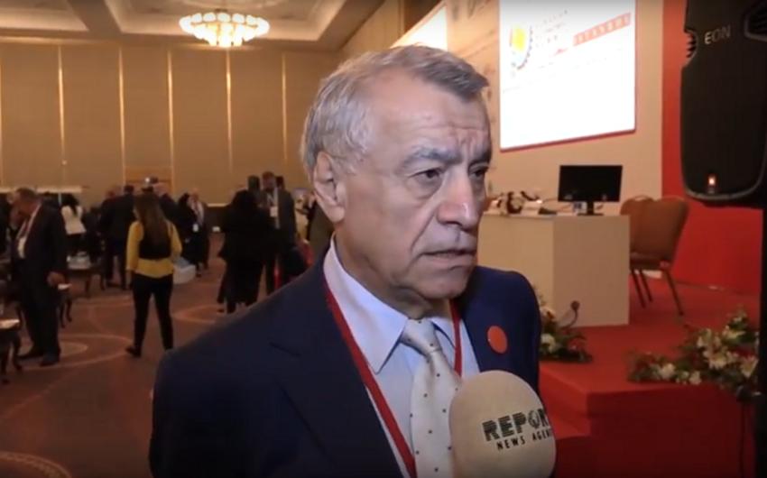 """Natiq Əliyev: Neftin 60 dollar/barel qiyməti həm istehlakçıları, həm də istehsalçıları qane edir"""" - EKSKLÜZİV - VİDEO"""