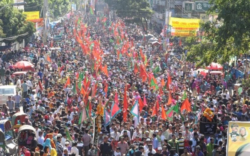 Bangladeshis celebrate independence anniversary