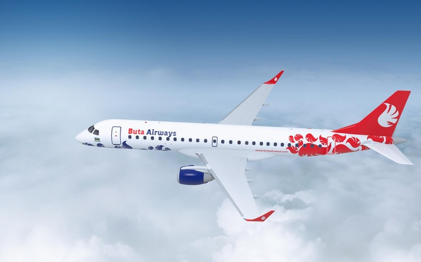 """Buta Airways"" Bakı-Tbilisi-Bakı reyslərini dayandırdı"