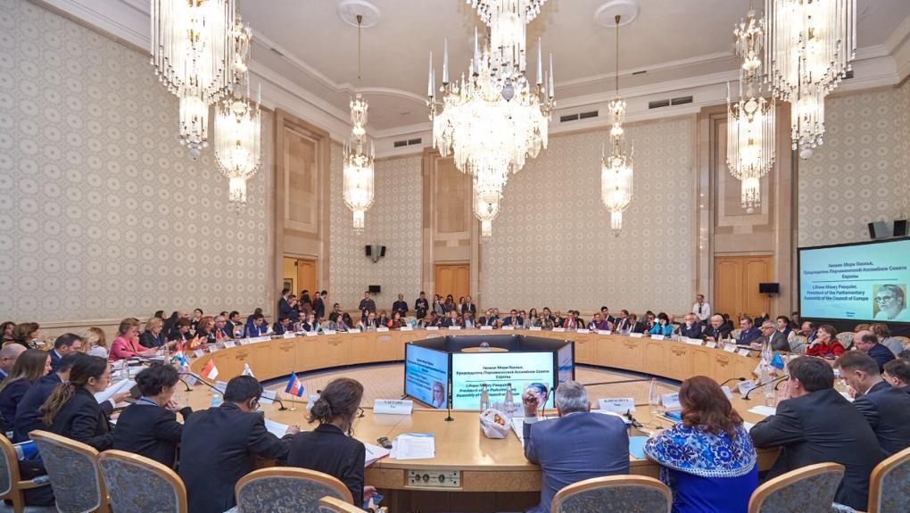 Ombudsman Aparatının rəhbəri beynəlxalq konfransda iştirak edib