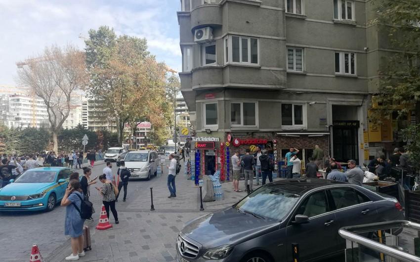 İstanbulda güclü zəlzələ olub, dərslər təxirə salınıb - FOTO - YENİLƏNİB-2 - VİDEO
