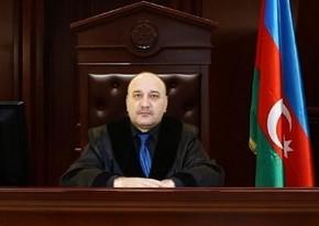 Azerbaijani judge dies from coronavirus