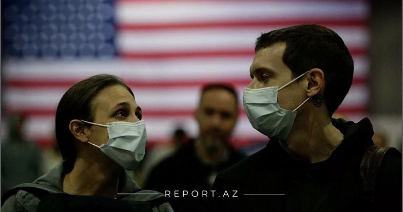 В США за сутки от COVID-19 скончались 914 человек