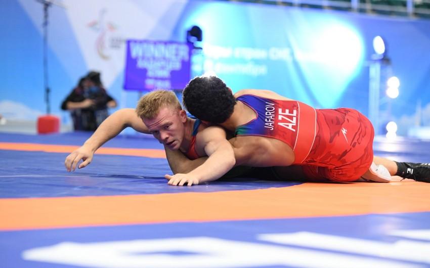 Игры стран СНГ: азербайджанские борцы завоевали 7 медалей