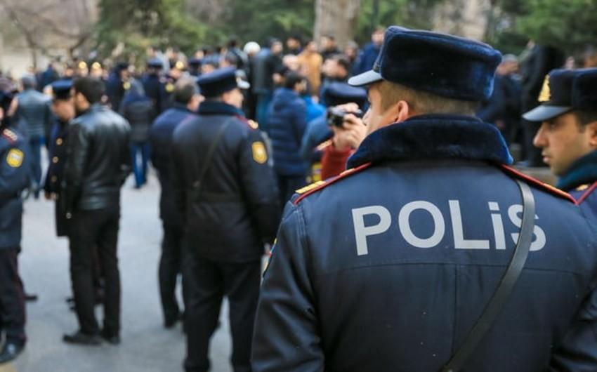 Aşura mərasimləri ilə əlaqədar Bakı polisi gücləndirilmiş iş rejimində çalışacaq