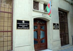 Diasporla İş üzrə Dövlət Komitəsi dünya azərbaycanlılarına müraciət edib