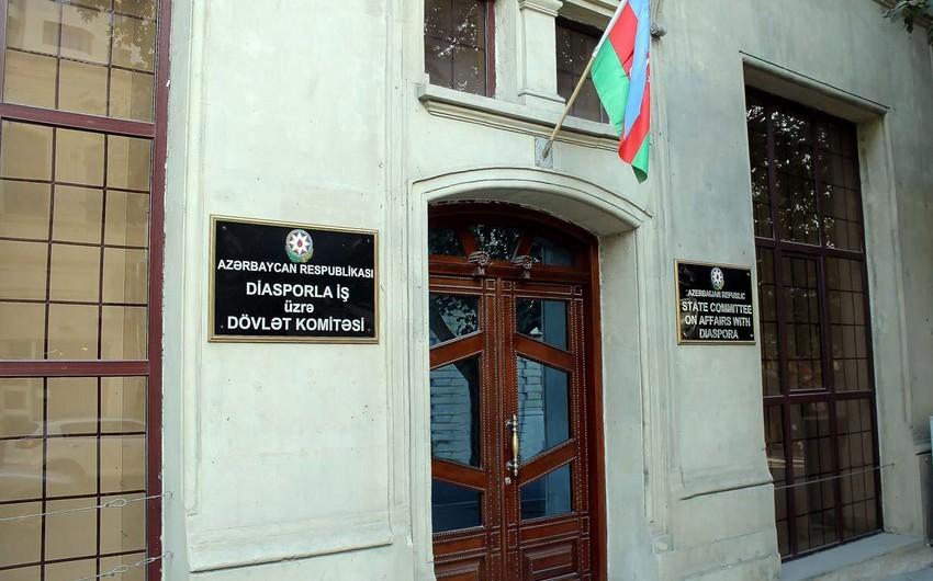 Diaspor Komitəsi Ukraynadakıazərbaycanlılara müraciət etdi