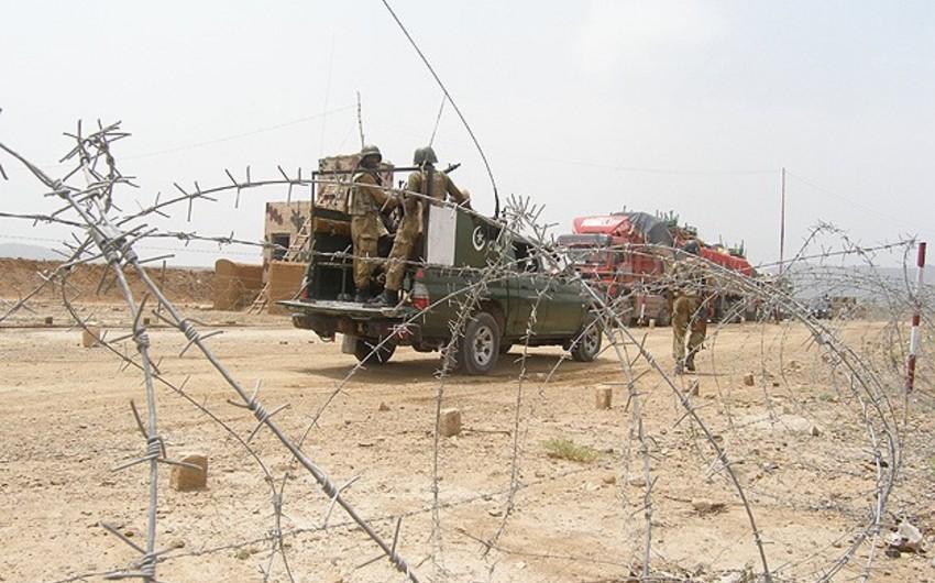 Pakistan ordusu Talibana qarşı daha bir əməliyyat keçirib