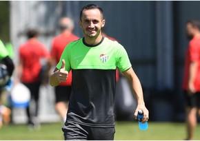 Namik Ələskərov Bursasporda ən faydalı 2-ci futbolçudur
