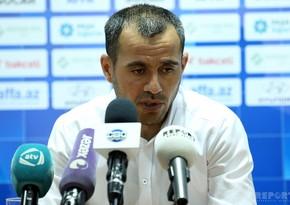 Ayxan Abbasov: Hakimləri oyuna aqressiv hazırlayırlar