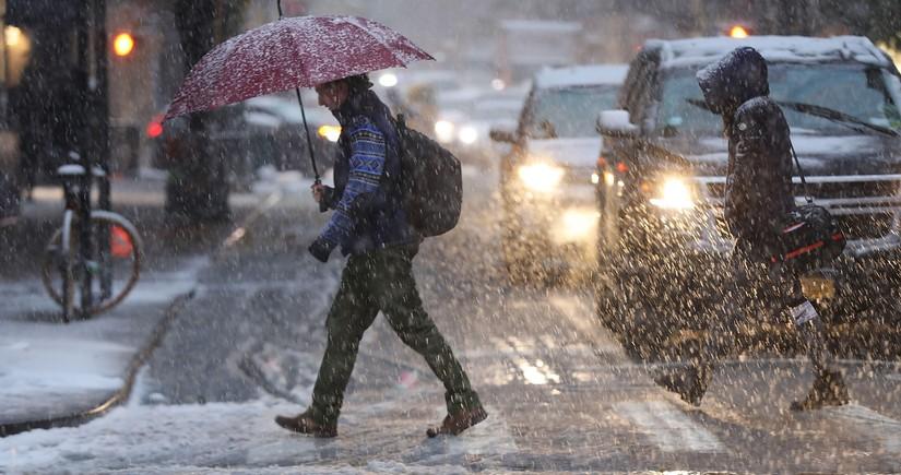 Завтра в Баку ожидаются дожди, в горных районах снег