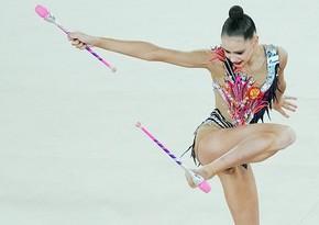 Rusiyalı gimnast: Bakıdakı yarışlarda hər zaman çılğın azarkeşlər olub