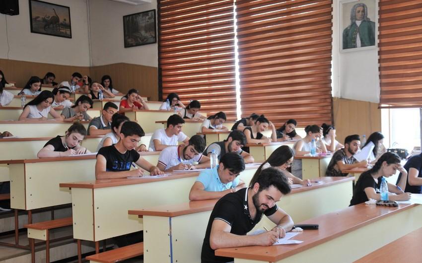 Названа дата начала очных занятий в вузах Азербайджана