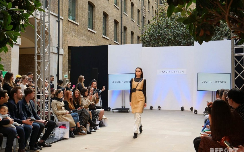 Black Gold collection related to Azerbaijan presented in London - PHOTO - VIDEO