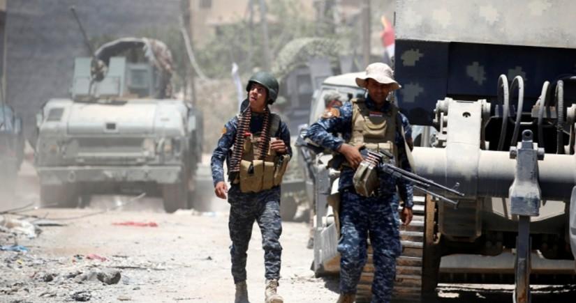 İraqda İŞİD-in hücumu nəticəsində bir neçə nəfər ölüb, yaralananlar var
