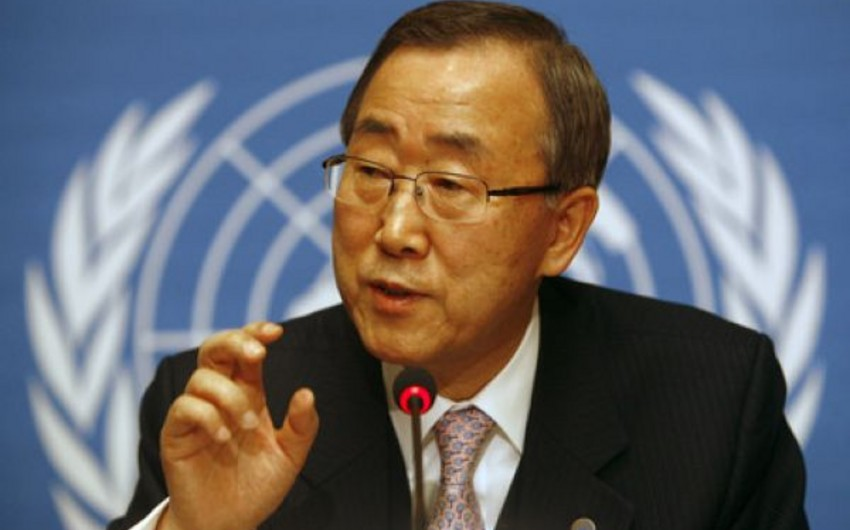 Ban Ki-moon welcomes nomination of Guterres as his successor