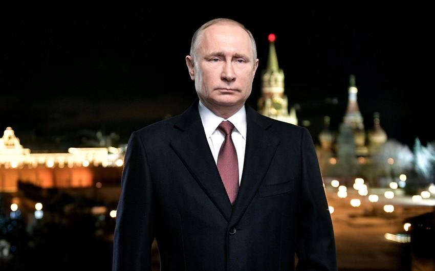 Putin Qarabağ üzrə Rusiya-Türkiyə müşahidə mərkəzindən danışdı
