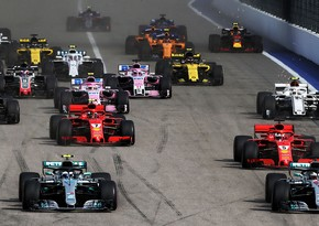 Formula 1də həftə ərzində 10 yoluxma baş verdi