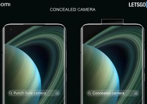 Xiaomi изобрела смартфон со скрытой камерой