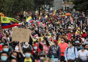 Во время протестов в Колумбии погибли не менее 17 человек