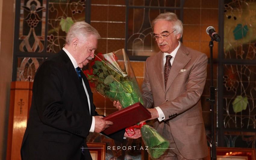 Глава Ассоциации детских фондов награжден азербайджанским орденом