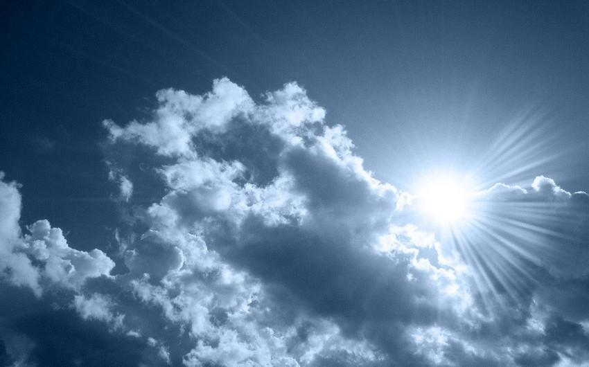 Sabah Bakıda havanın temperaturu 15-17 dərəcə isti olacaq